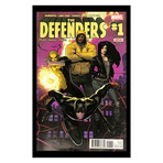 Hawkeye, Hawkeye + The Defenders No. 1