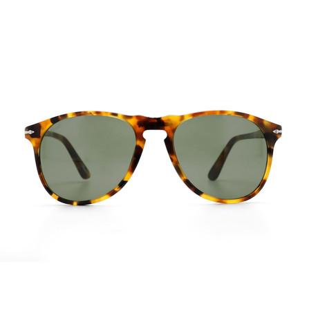 Persol Iconic Sunglasses // Madreterra + Green