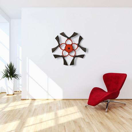 Art in Motion // Red Twinkle