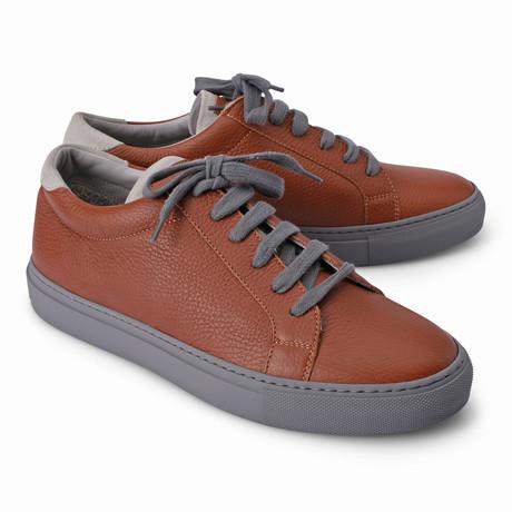 Albert Fashion Sneaker // Brown (Euro: 39)