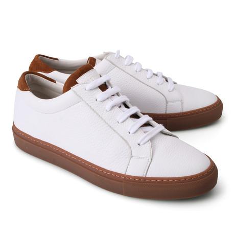 Andreas Fashion Sneaker // White (Euro: 39)