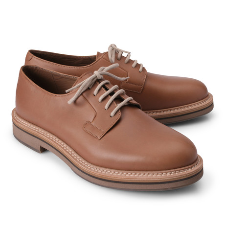 Enrico Lace Up Shoe // Beige (Euro: 39)