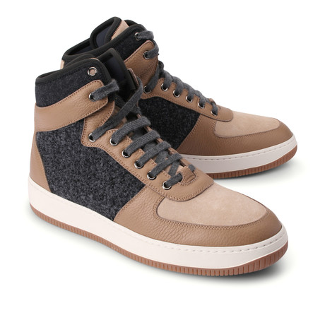Ernst High Top Fashion Sneaker // Multicolor (Euro: 39)