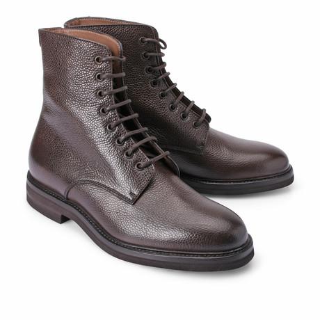 Franz Combat Boot // Brown (Euro: 39)