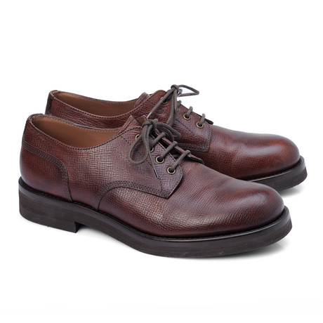Max Cap Toe Shoe // Mahogany (Euro: 39)