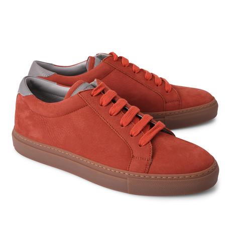Tycho Fashion Sneaker // Burgundy (Euro: 39)
