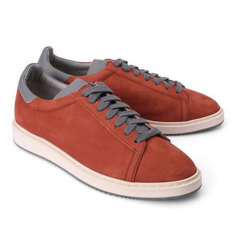 Werner Fashion Sneaker // Burgundy (Euro: 39)