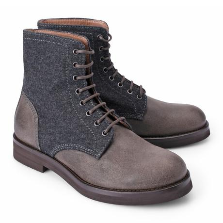 Francis Work Boot // Gray (Euro: 39)
