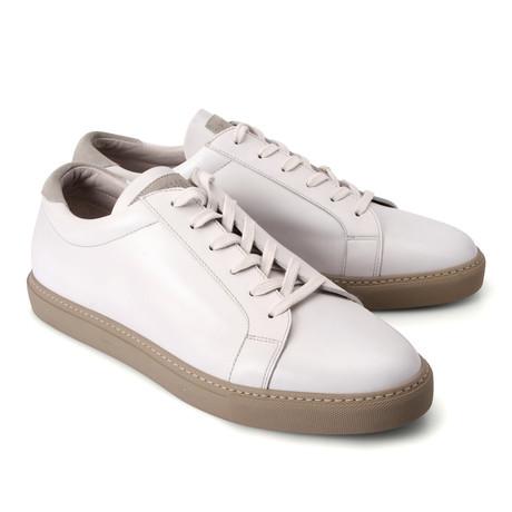 Alfred Fashion Sneaker // White (Euro: 39)