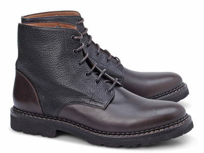 Photo of Brunello Cucinelli Exemplary Designer Footwear Vinny Work Boot // Brown (Euro: 41.5) by Touch Of Modern