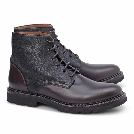 Vinny Work Boot // Brown (Euro: 39)