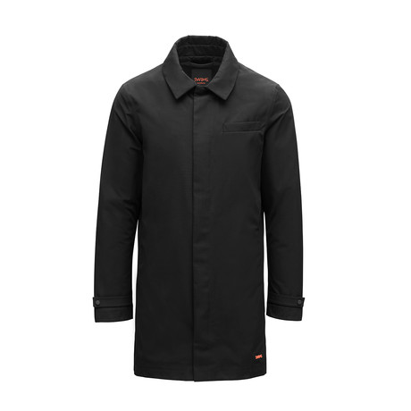 Motion Car Coat // Black (S)