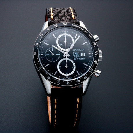 Tag Heuer Carrera Chronograph Automatic // CV102 // Pre-Owned