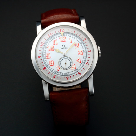 Omega Museum Pilot Automatic // 38135 // Pre-Owned