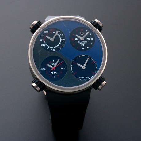 Meccaniche Veloci Time Zones Automatic // Store Display