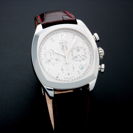Tag Heuer Monza Chronograph Automatic // 2113 // Pre-Owned