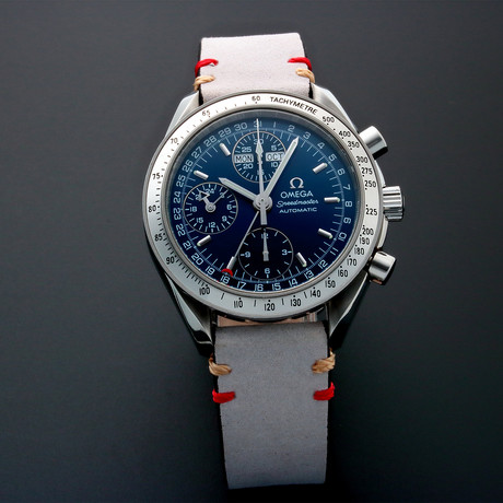 Omega Speedmaster Sport Day Date Chronograph Automatic // 35205 // Pre-Owned