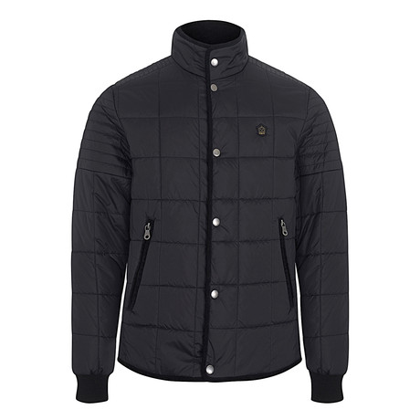 Briar Padded Rider Jacket // Black (XS)
