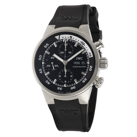 IWC Aquatimer Chronograph Automatic // IW3719-33 // Pre-Owned