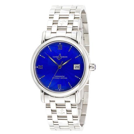 Ulysse Nardin San Marco Classico Chronometer Automatic // 133-77-9-7/E3 // Pre-Owned