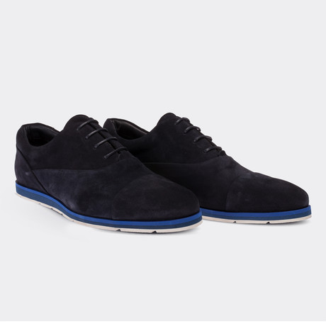 Nelson Casual Shoes // Navy Blue (Euro: 38)