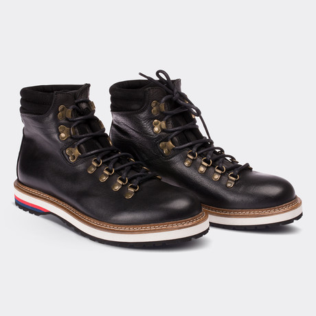 Jacques Boots // Black (Euro: 38)