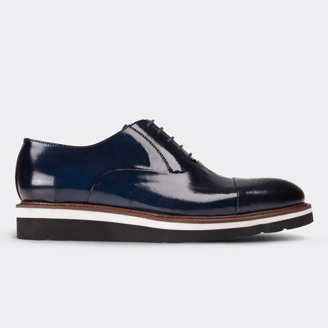 Sung Casual Shoes // Navy Blue (Euro: 38)
