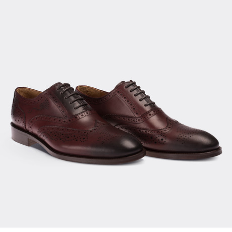 Brendon Classic Shoes // Claret Red (Euro: 38)