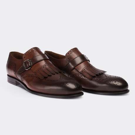 Christian Classic Shoes // Brown (Euro: 38)