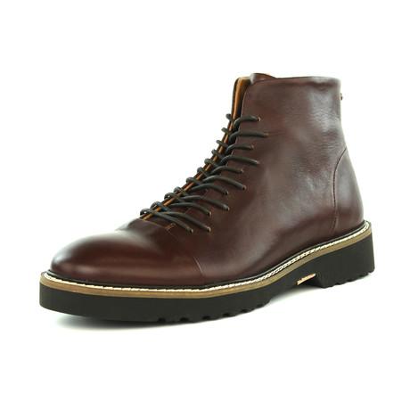 Change Boot // Mahogany (US: 7)