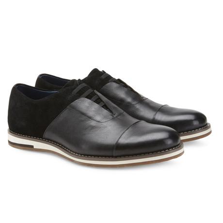 The Laurent Shoe // Black (US: 7.5)