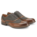 The Horvat Shoe // Tan Gray (US: 12)