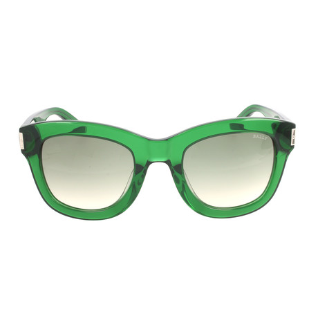 BY2037A06 Women's Sunglasses // Green