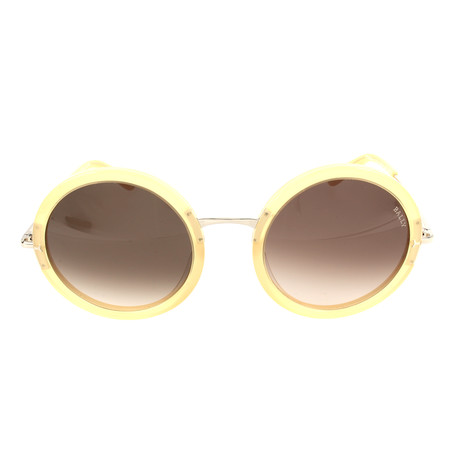 BY2041A12 Women's Sunglasses // Brown