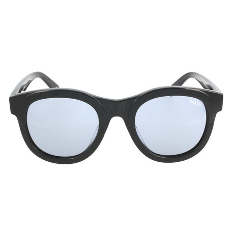 BY2045A00 Women's Sunglasses // Black + Blue