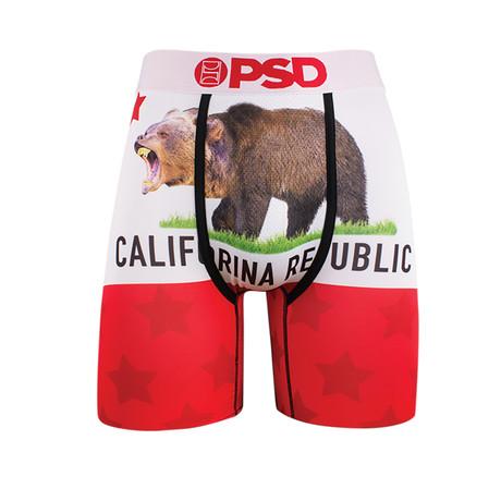 California Republic Underwear // Red (S)