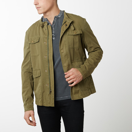 Elmore Jacket // Green (S)