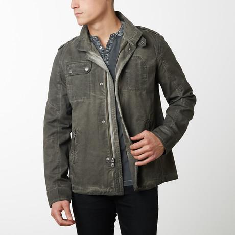 Manix Jacket // Gray (S)