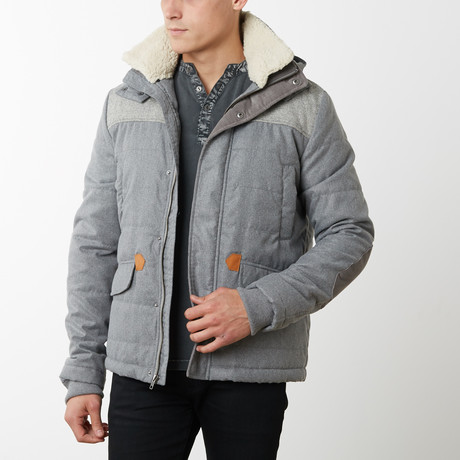 Johnson Jacket // Gray (S)