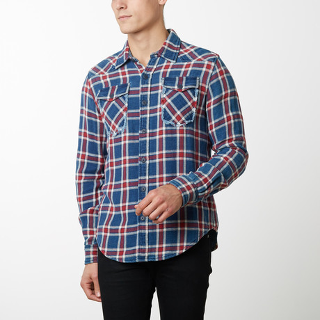 Charles Shirt // Plaid (S)