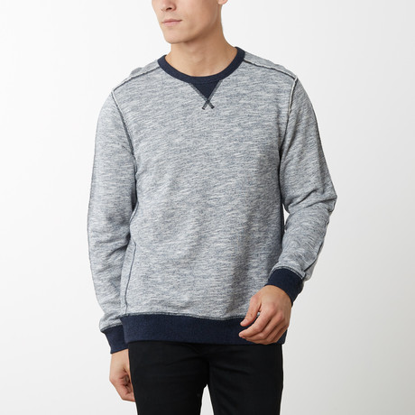 Jeff Long Sleeve Pullover // Light Gray (S)