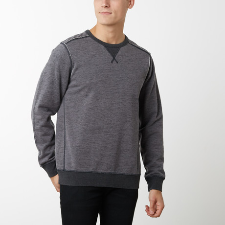 Jeff Pullover // Charcoal (S)