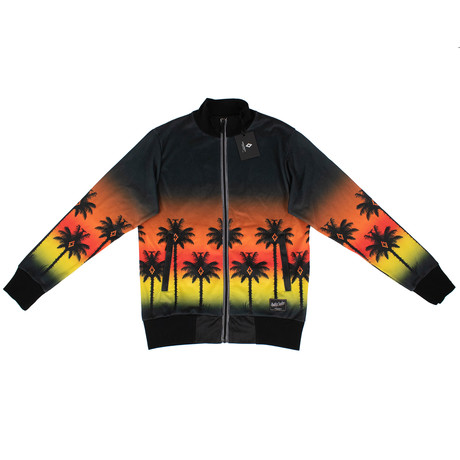 Marcelo Burlon // Palm Track Jacket // Multi-Color (XS)