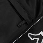 Marcelo Burlon // Kappa Tape Pants // Black + White (XS)