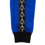 Marcelo Burlon // Kappa Gradient Jersey Track Jacket // Black + Blue (S)