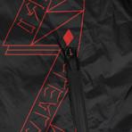 Marcelo Burlon // Lamborghini Windbreaker Jacket // Black (S)