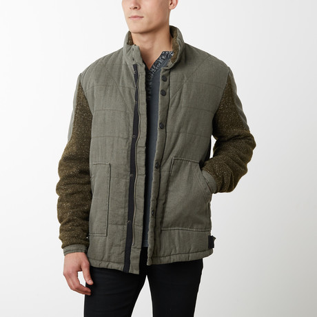 Woodward Jacket // Gray (S)