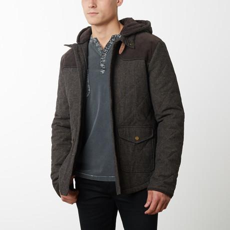 Allens Jacket // Gray (S)