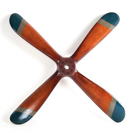 Small 4 Blade Propeller