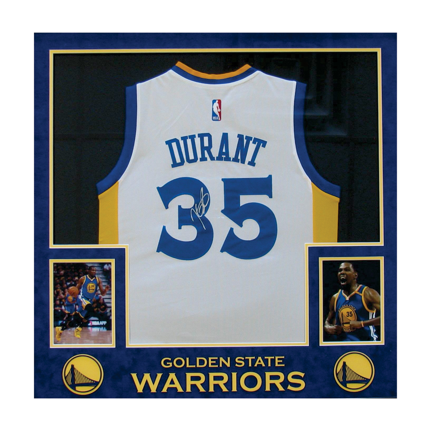 online store 0f6ca e7ea2 Signed Jersey // Kevin Durant - Piece Of The Past - Touch of ...